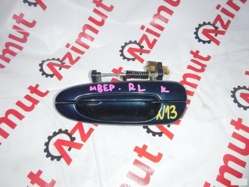 Ручка двери внешняя Mazda Efini Ms8 MBEP задняя левая (б/у) 13