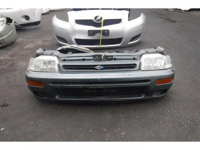 Nose cut Daihatsu Charade G213S HEEG 1993г. передний (б/у) 389