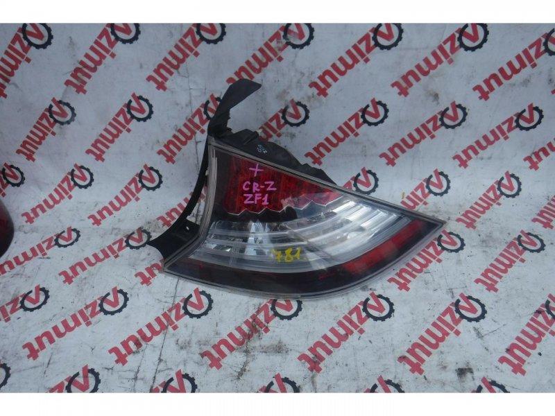Стоп-сигнал Honda Cr-Z ZF1 задний правый (б/у) 8689
