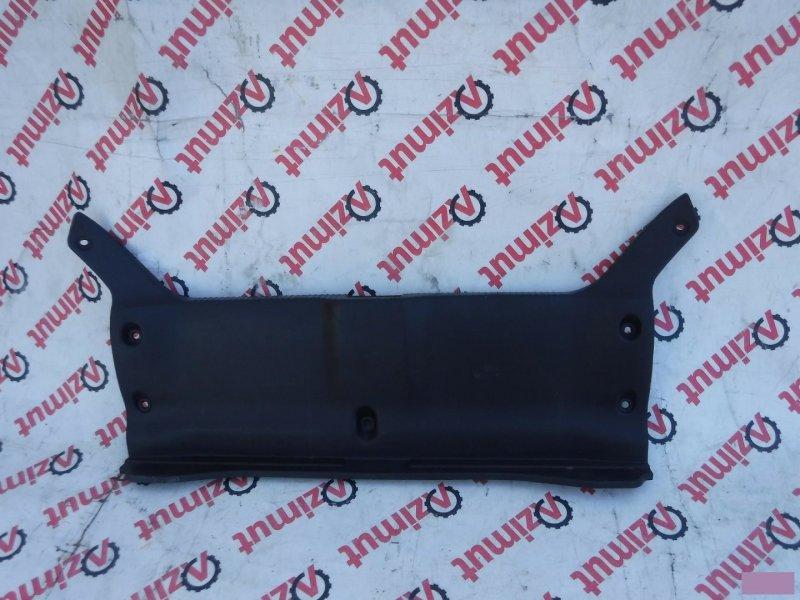 Накладка замка багажника Toyota Cresta GX100 задняя (б/у) 32