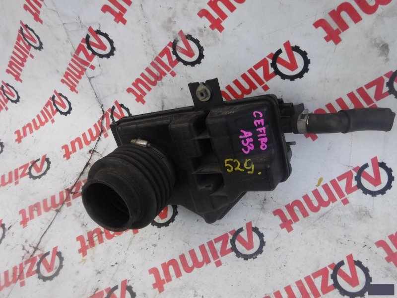 Патрубок воздушн.фильтра Nissan Cefiro A33 VQ20DE (б/у)