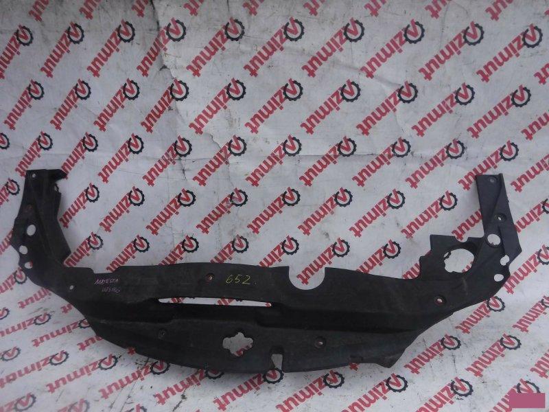 Защита замка капота Toyota Crown Majesta UZS186 3UZFE передняя (б/у)