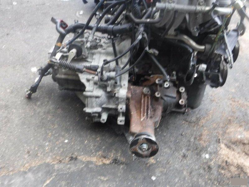 Мкпп Toyota Starlet EP85 4EFE 1995 (б/у) C50F642