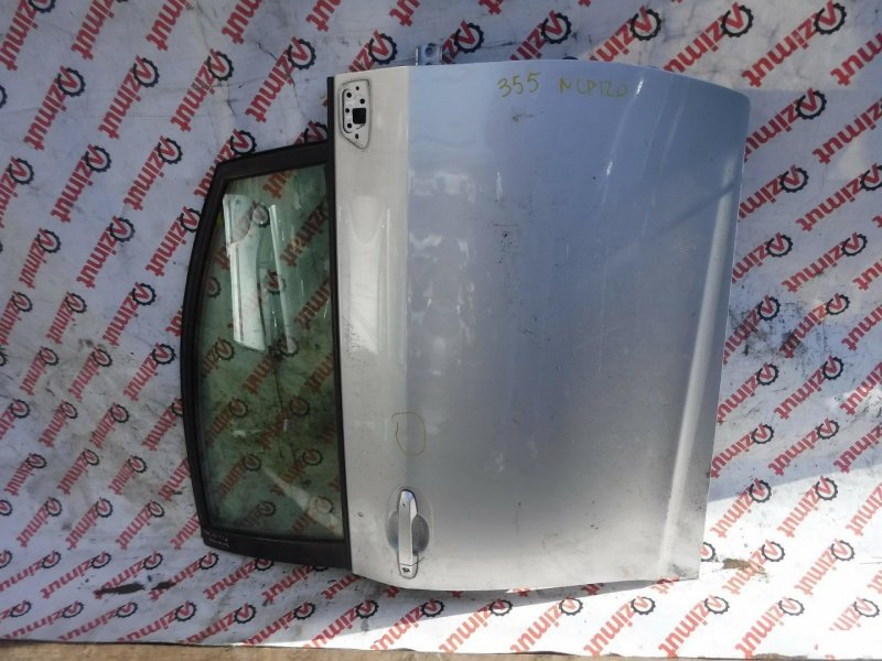 Дверь Toyota Ractis NCP120 2012г передняя правая (б/у)