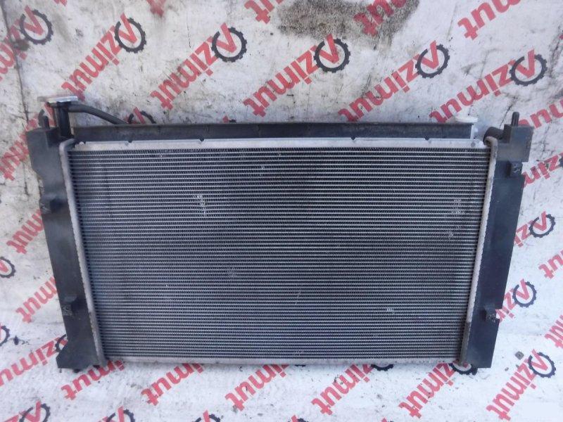 Радиатор основной Mitsubishi Colt Z23A 4A91 передний (б/у) 353