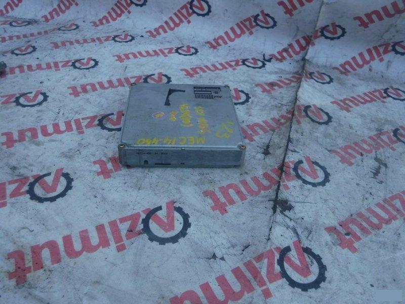 Блок управления efi Nissan Skyline NV35 VQ25DD (б/у) 23 MEC14450