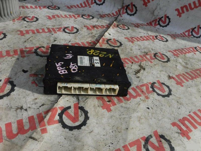 Блок управления efi Subaru Legacy BP5 EJ20 (б/у) 228 22611AN120