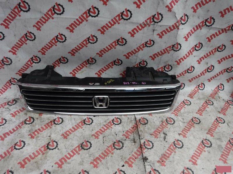 Решетка радиатора Honda Step Wagon RF2 1999 (б/у) 57100S47000001