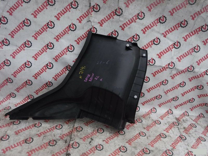 Обшивка багажника Nissan Dayz B21W задняя левая (б/у)