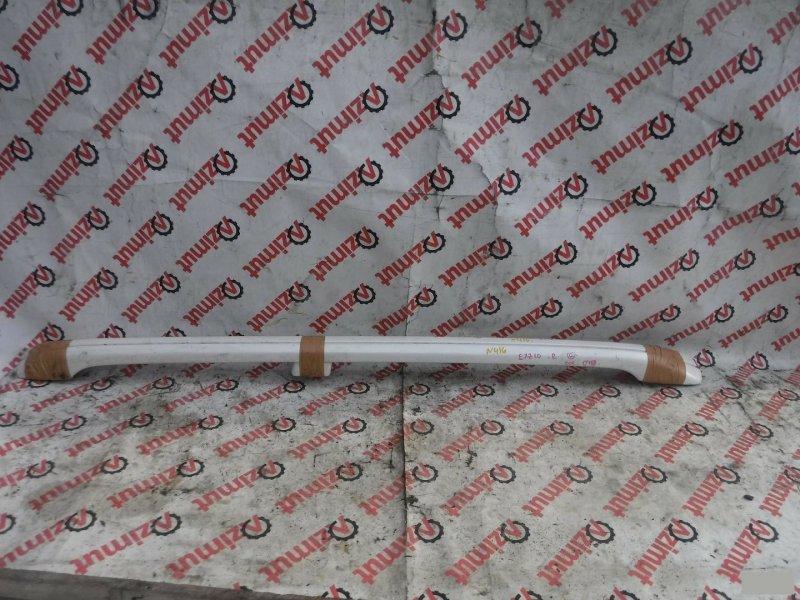 Рейлинги Toyota Raum EXZ15 5EFE (б/у) 416