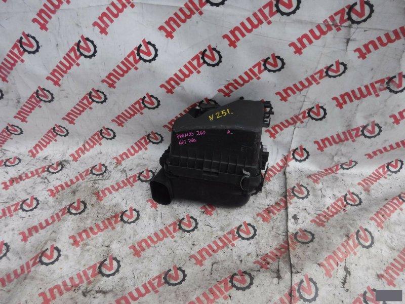 Корпус воздушного фильтра Toyota Premio NZT260 1NZFE (б/у) 251