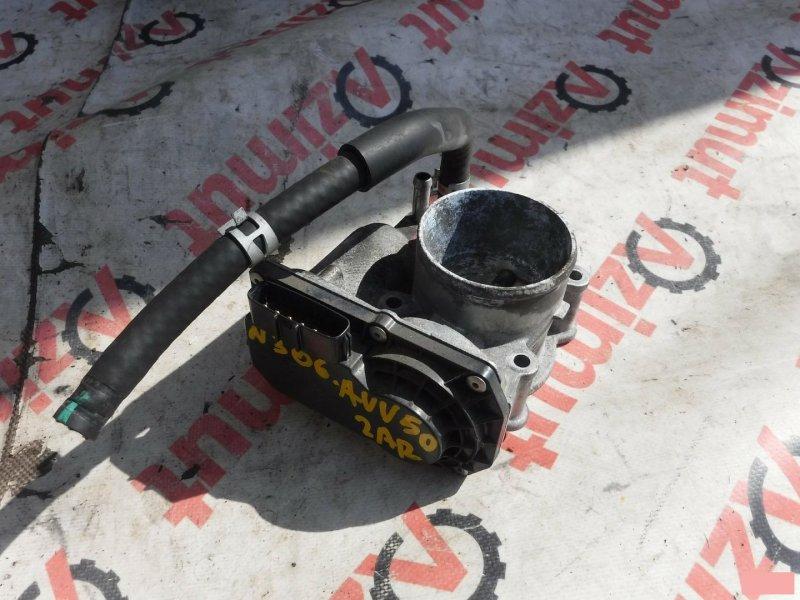 Заслонка дроссельная Toyota Camry AVV50 2ARFXE 2013г (б/у) 306 2203036020