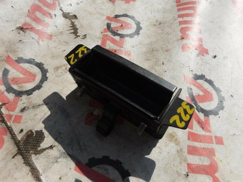 Ручка задней двери Suzuki Splash XB32S задняя (б/у) 322
