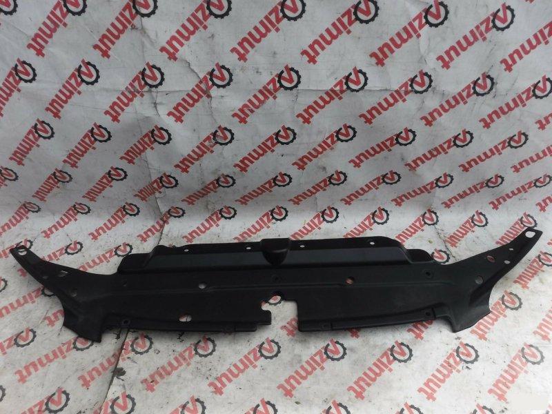 Защита замка капота Toyota Land Cruiser Prado GRJ150W 2TRFE 2009 передняя (б/у) 53292-60080