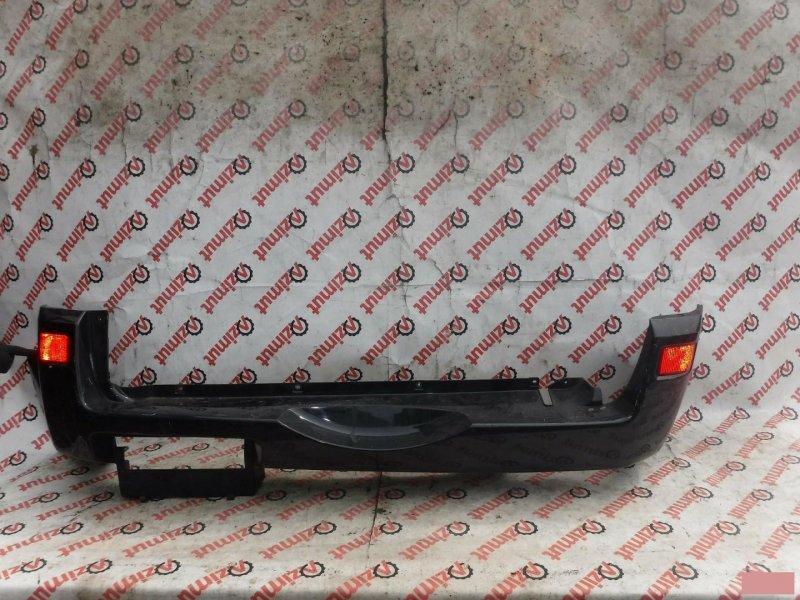 Бампер Suzuki Escudo TA74W M16A 2006г. задний (б/у) 240