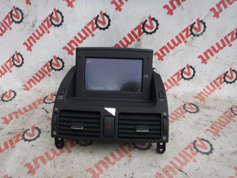Монитор Toyota Avensis AZT250 1AZFSE (б/у) 5540420330