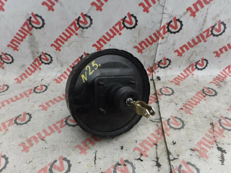 Главный тормозной цилиндр Nissan Atlas R8F23 QD32 1999г. (б/у) 25