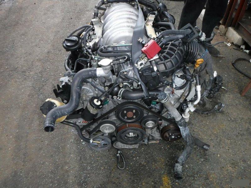Двигатель Nissan Fuga GY50 VK45DE 2005 (б/у) 77049