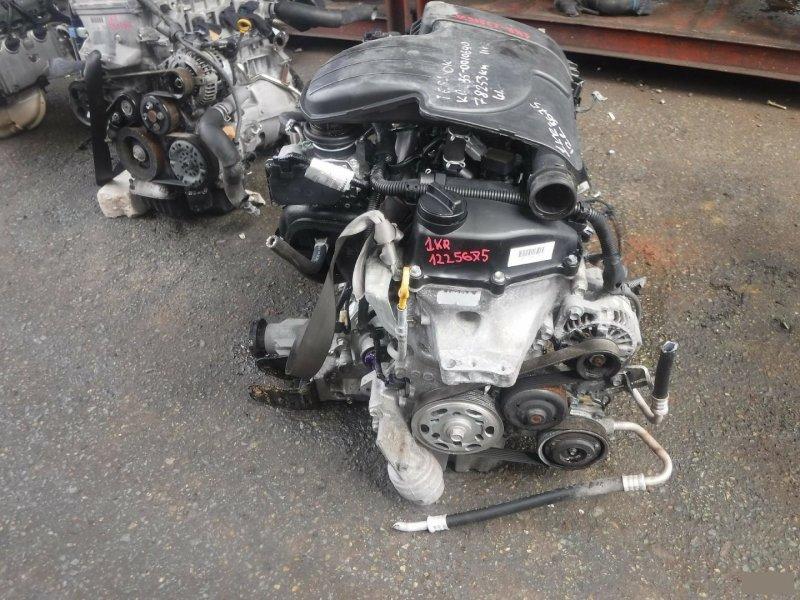 Двигатель Toyota Passo KGC35 1KRFE 2010 (б/у) 1225675