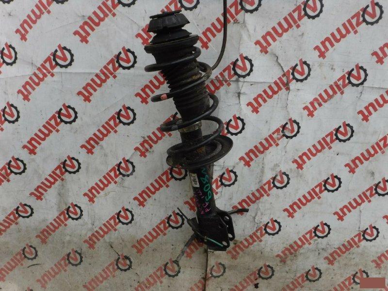 Стойка Toyota Porte NSP141 2NRFKE передняя правая (б/у)