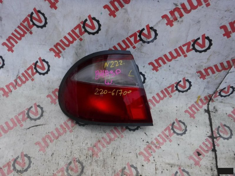 Стоп-сигнал Mazda Familia BHA3P задний левый (б/у) 22061700