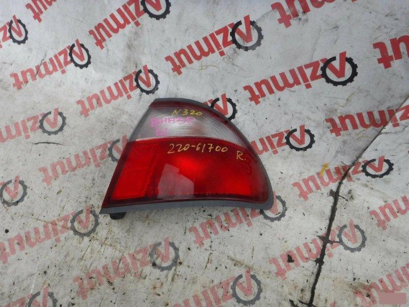 Стоп-сигнал Mazda Familia BHA3P задний правый (б/у) 22061700