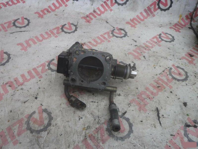 Заслонка дроссельная Nissan Fairlady Z Z32 VG30DE (б/у) 471