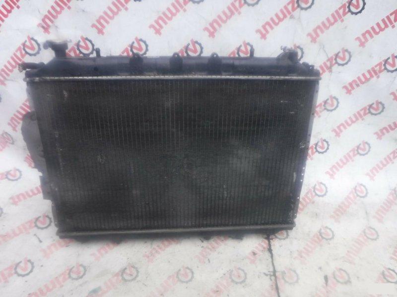 Радиатор основной Nissan Serena KVC23 CD20T (б/у)