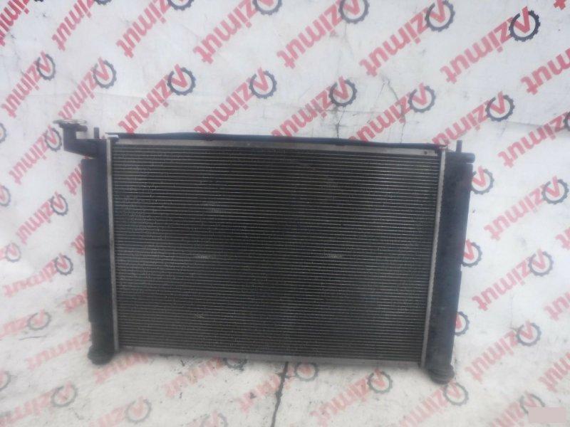 Радиатор основной Toyota Isis ZNM10 1ZZFE (б/у) 540