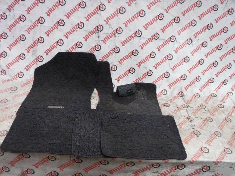 Коврики комплект Toyota Passo KGC15 1KRFE (б/у) 170