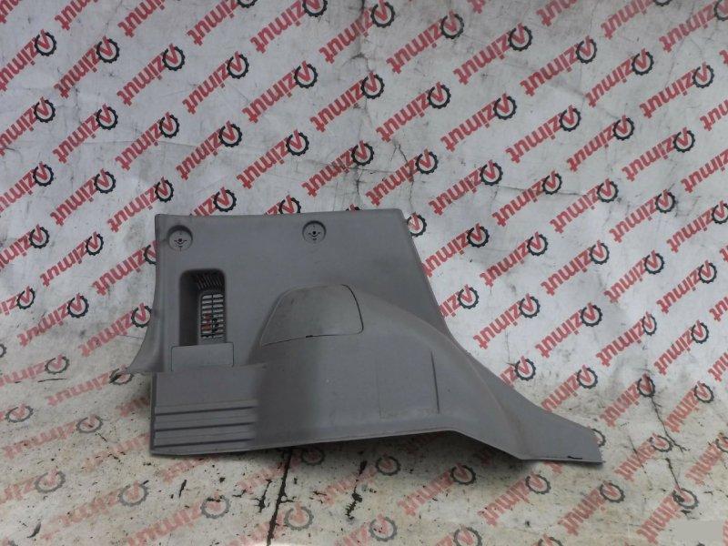 Обшивка багажника Nissan Cube Z10 задняя левая (б/у)