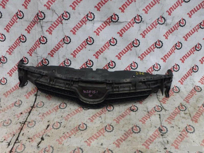 Решетка радиатора Toyota Auris NZE151H 2006г. передняя (б/у) 53111-12A00