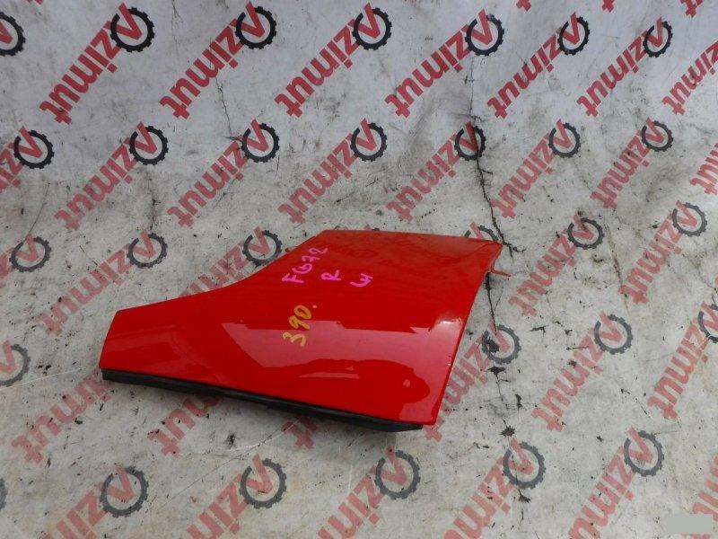 Щека Mitsubishi Canter FG72EC 2002г. передняя правая (б/у) 390