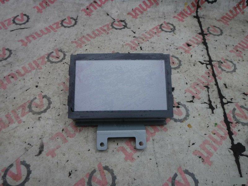 Монитор Nissan Fuga PY50 (б/у) 28091EG100