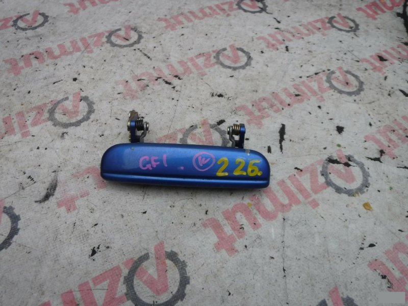 Ручка задней двери Subaru Impreza GF1 задняя (б/у)