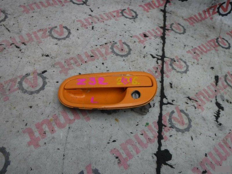 Ручка двери внешняя Nissan Fairlady Z Z32 левая (б/у) 236