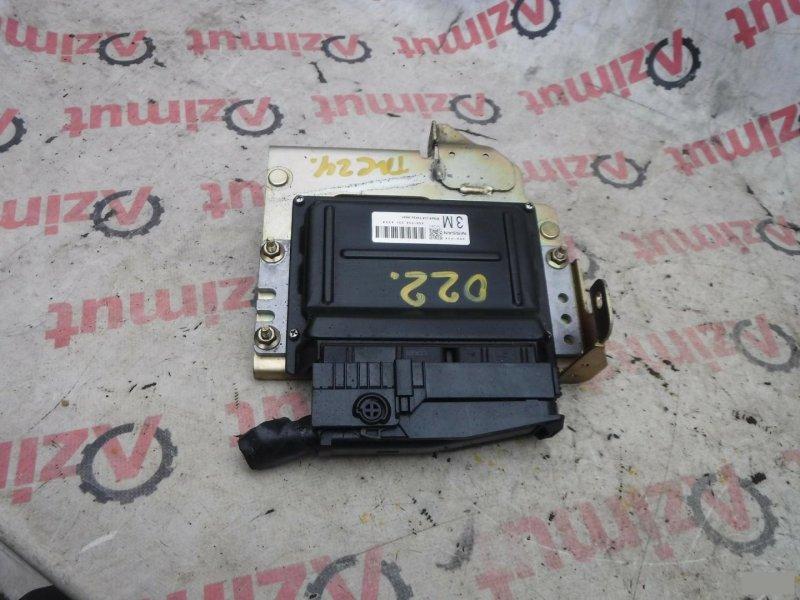 Блок управления efi Nissan Serena TNC24 QR20DE (б/у) 22 A56V34