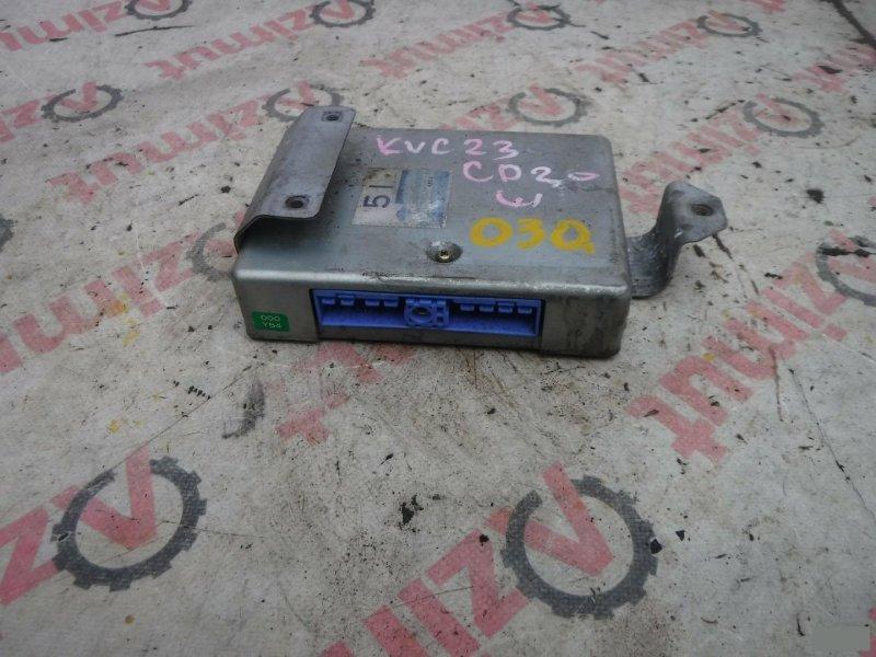 Блок управления efi Nissan Serena KVC23 CD20T (б/у) 30 237102C510