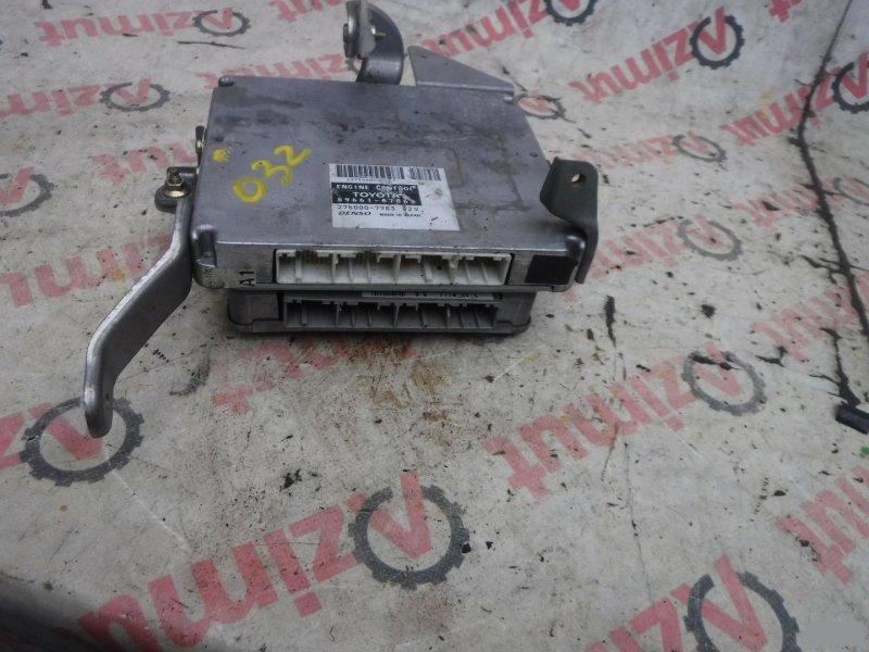 Блок управления efi Toyota Prius NHW20 1NZFXE (б/у) 32 8966147060