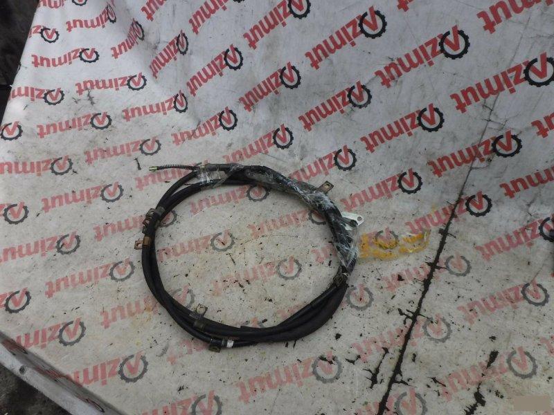 Тросик ручника Mitsubishi Canter FG72EC 4M51 (б/у) 347