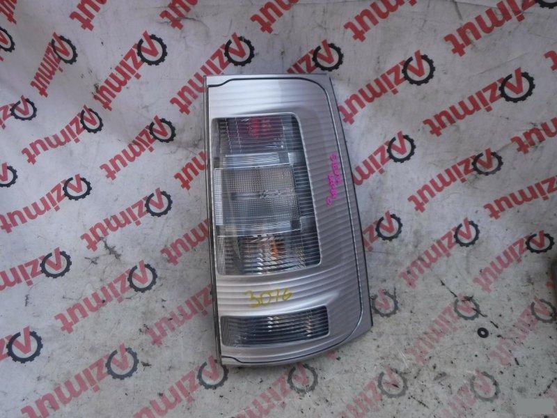 Стоп-сигнал Toyota Sienta NCP81 задний правый (б/у) 3076 52242