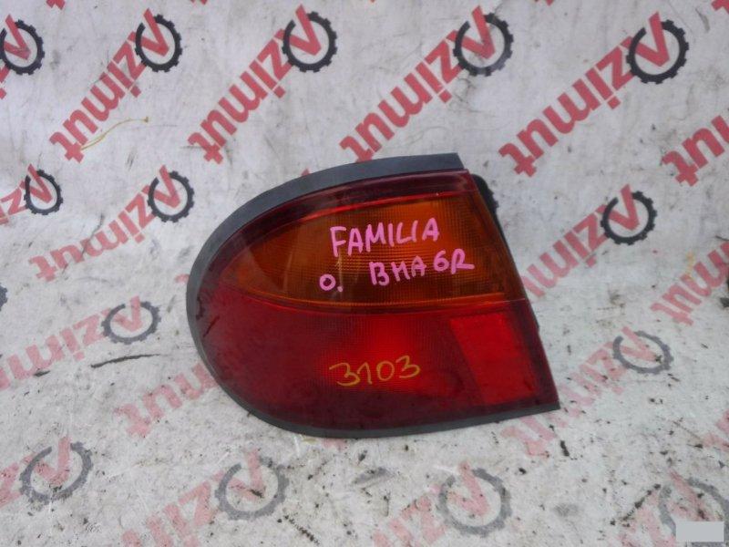 Стоп-сигнал Mazda Familia BHA6R задний левый (б/у) 3103 22061700