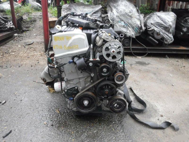 Двигатель Honda Edix BE8 K24A 2007 (б/у) 8000652