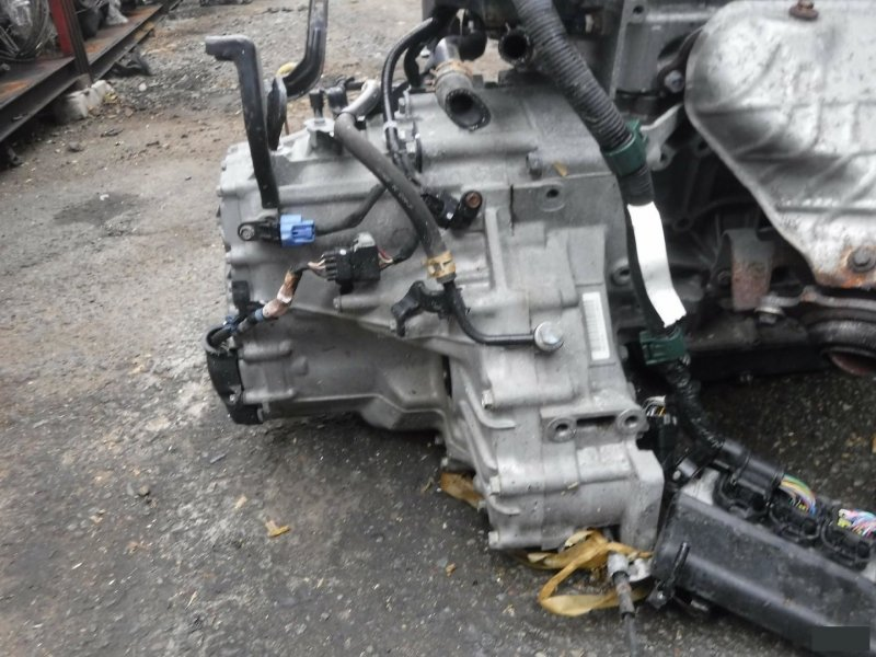 Акпп Honda Edix BE8 K24A 2007 (б/у) 652 MH3A