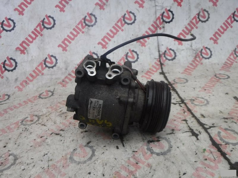 Компрессор кондиционера Honda Capa GA4 D15B (б/у)