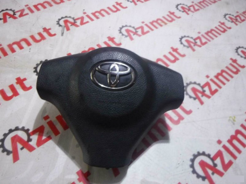 Airbag на руль Toyota Rush J210E 3SZVE 2008 (б/у)