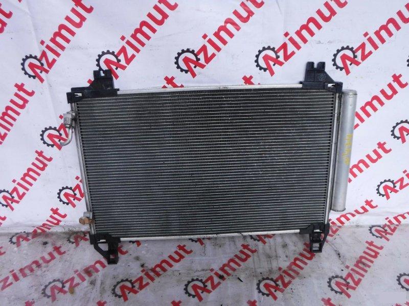 Радиатор кондиционера Toyota Porte NCP141 1NZFE 2014г. (б/у)