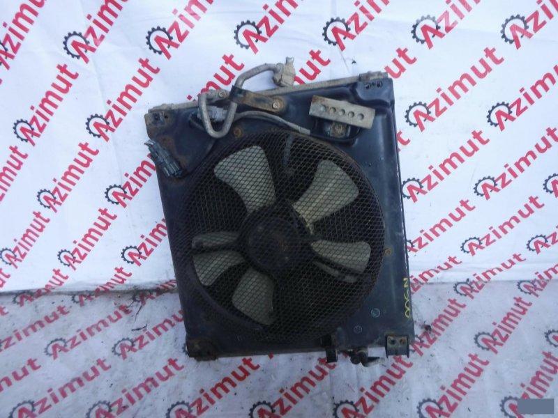 Радиатор кондиционера Toyota Hiace KZH138 1KZTE (б/у) 88461-26040