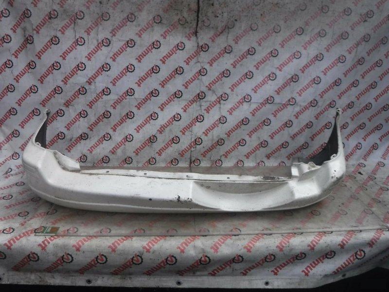 Бампер Honda Cr-V RD1 1998г задний (б/у) 758
