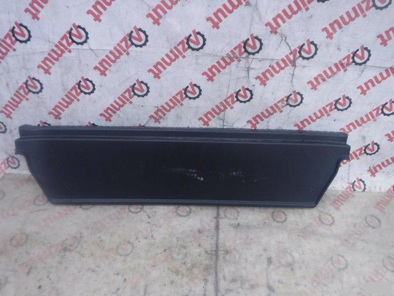 Накладка замка багажника Toyota Vanguard ACA33W 2AZFE задняя (б/у)